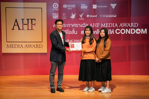 Thailand AHF Media Awards