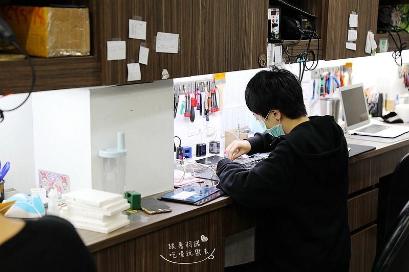 DrApple維修中心蘋果醫生022