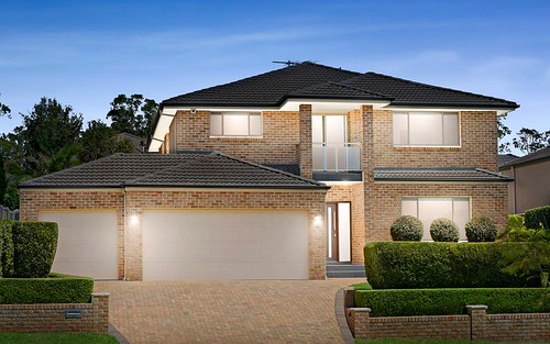 3 Donnegal Ct, Castle Hill NSW 2154