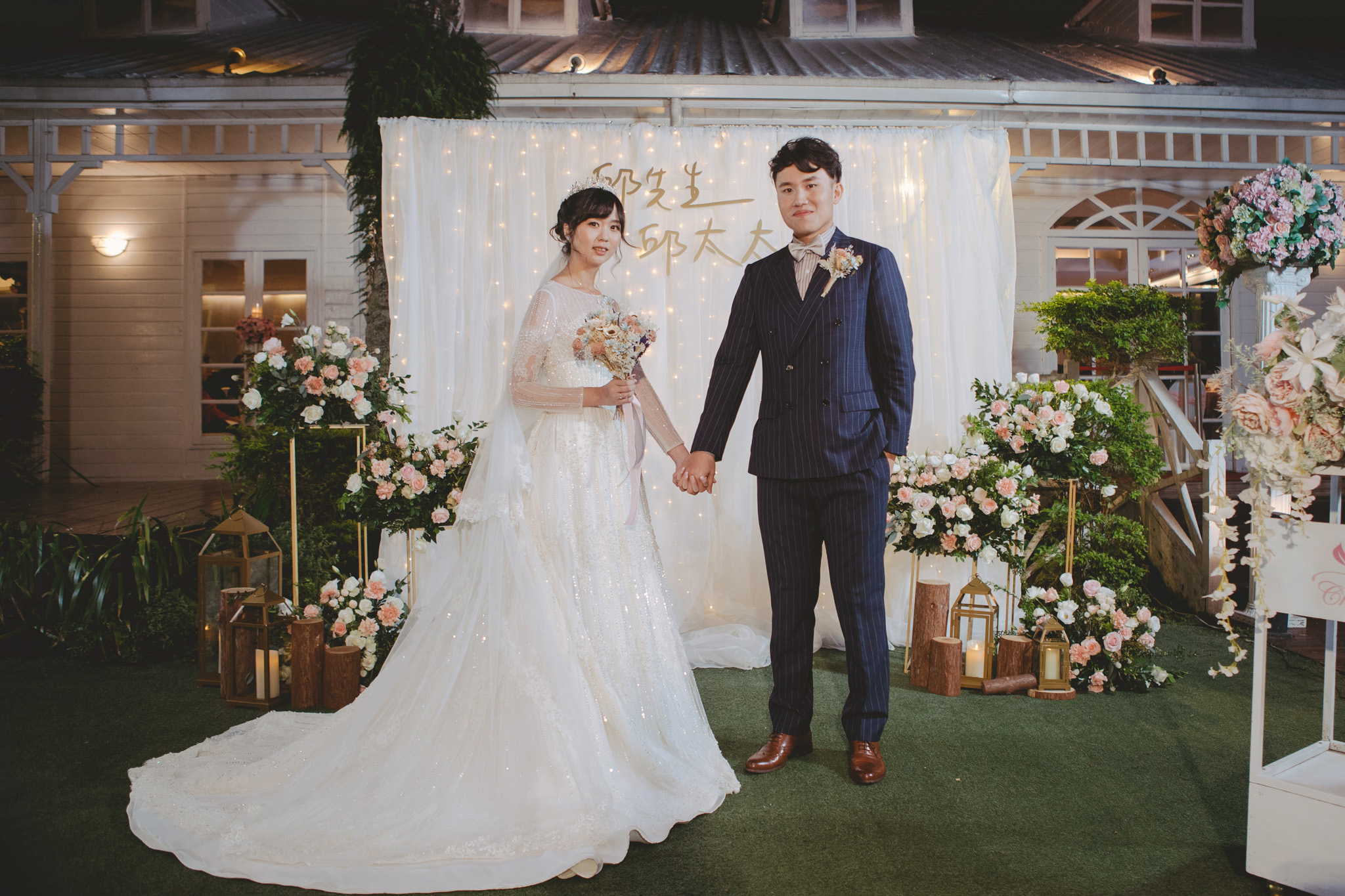 EW Easternwedding 婚攝 居米 婚宴 青青