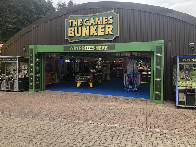 The Games Bunker - 2020 refresh