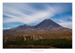 Mount Ngauruhoe (Mt Doom) - New Zealand