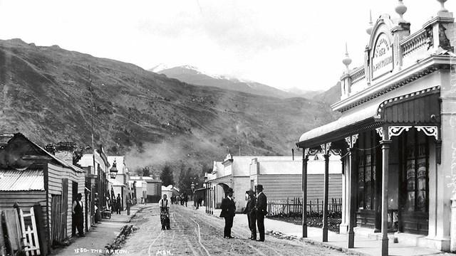 1905年代的白金漢街(Buckingham Street)