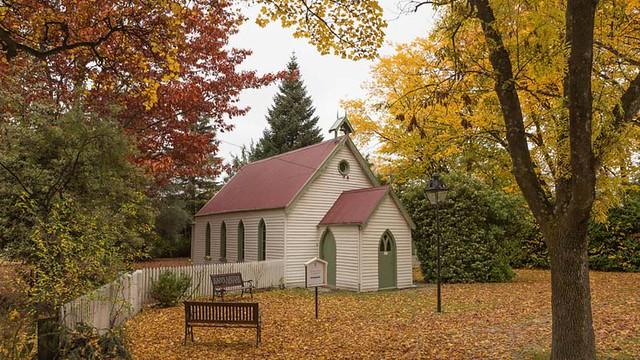 秋天是箭鎮最美的季節