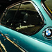 1971 – BMW 3.0 CSI: closeup of a side logo