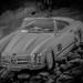Mit dem Cabrio über Stock und Stein
