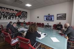 Videoconferenza su emergenza Coronavirus