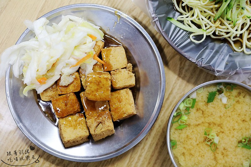 自強市場西安街涼麵臭豆腐29