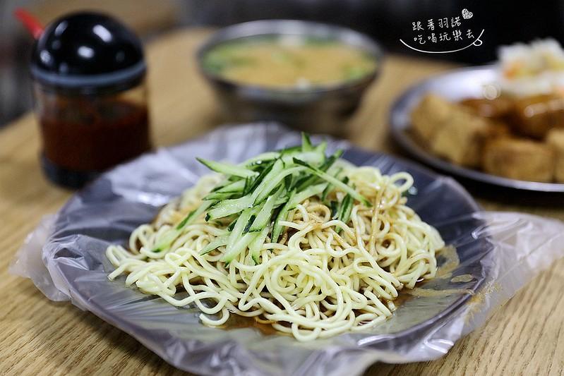 自強市場西安街涼麵臭豆腐25