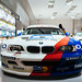 BMW m3 e46 DTM in traditional M livery