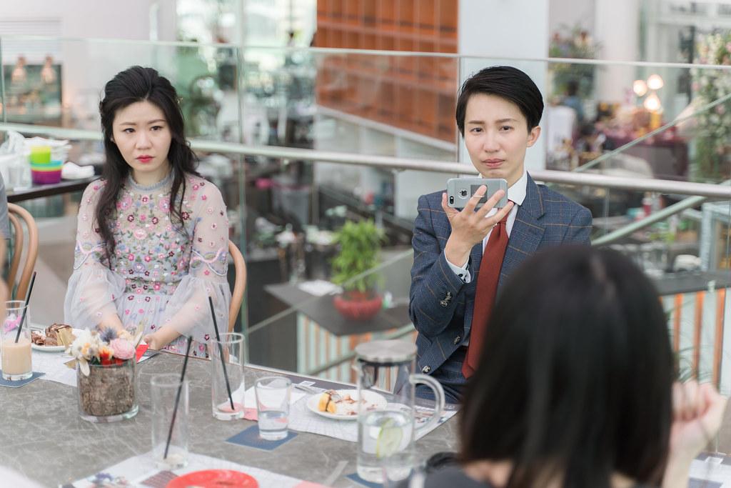 [同志婚禮] Sandy&Flora 婚禮紀錄|LUMIÈRE美食光
