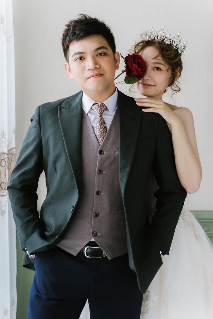 [自助婚紗] Siang&Shang|宏南社區|旗津