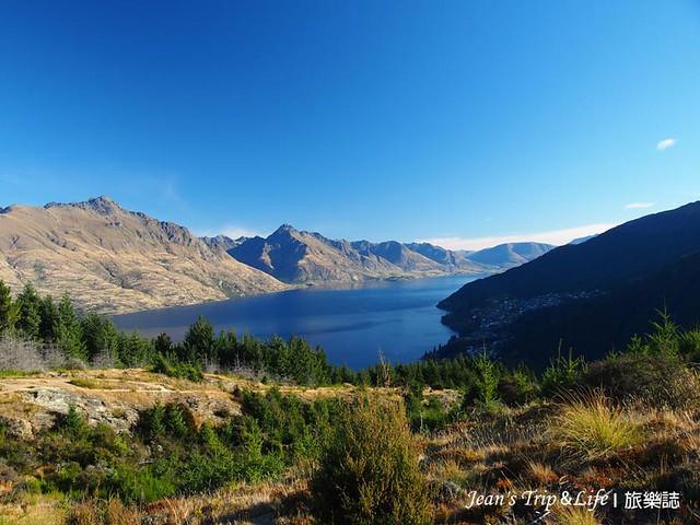 瓦卡蒂普湖Lake Wakatipu 景色非常優美