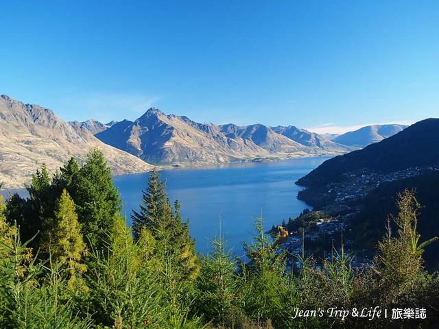 紐西蘭瓦卡蒂普湖Lake Wakatipu