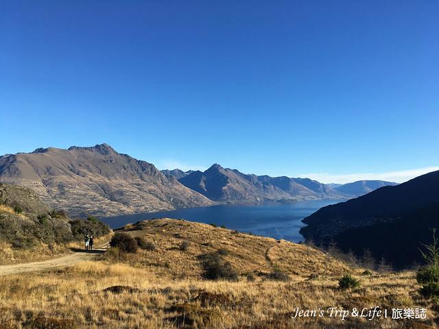 皇后鎮瓦卡蒂普湖Lake Wakatipu