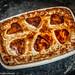 Tourte au Poulet & Chorizo.