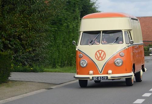 "BE-85-19 Volkswagen Transporter bestelwagen hoogdak 1967 • <a style=""font-size:0.8em;"" href=""http://www.flickr.com/photos/33170035@N02/49658134026/"" target=""_blank"">View on Flickr</a>"