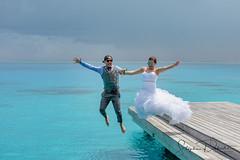 Amber & Trace - Tahitian Wedding Bora Bora
