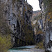 Entrace of the aare gorge