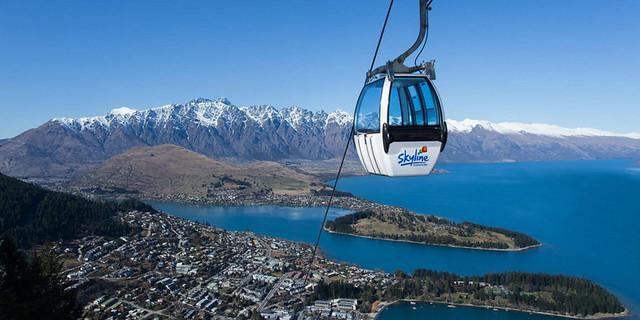 天空纜車與玩滑板車 Skyline Gondola & Luge