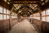 Little Moreton Hall The Long Gallery
