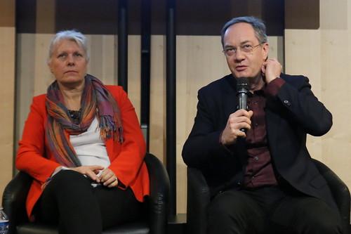 Béatrice Brisson, CPME et Stéphane Gervais, Lacroix Group