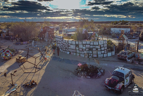 East Jesus - Slab City - California
