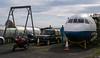 G-ARPP Trident , Carlisle Airport