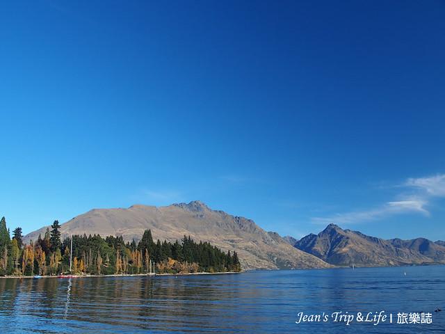 綿延群山與瓦卡蒂普湖Lake Wakatipu