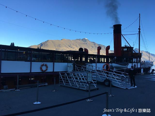TSS 復古蒸汽船已有百年歷史