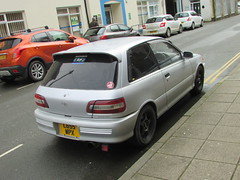 Photo of Toyota Starlet GT Turbo
