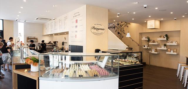 皇后鎮Patagonia 冰淇淋
