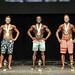 Mens Physique B 2nd Westby 1st Micho 3rd Jensen