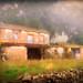 Abandoned Hillside Farmhouse