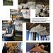 réalisation du papier et du gaufrage - impression pomme-terre - carolus