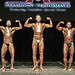 Bodybuilding Masters 2nd #5 Farozi 1st #2 Cheeseman 3rd #4 De Castro