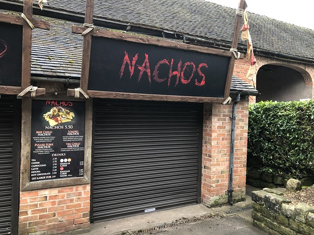 Nachos - new for 2020