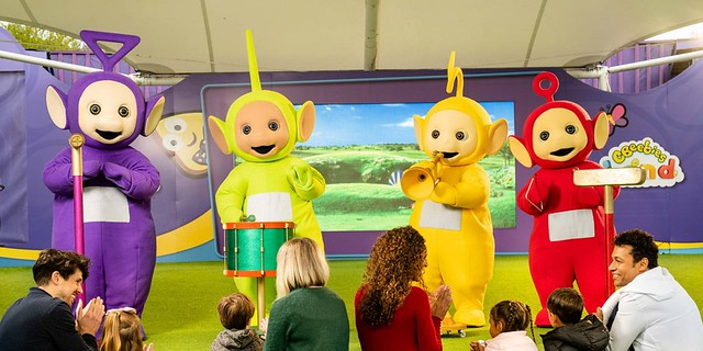 Teletubbies Big Band Live Show