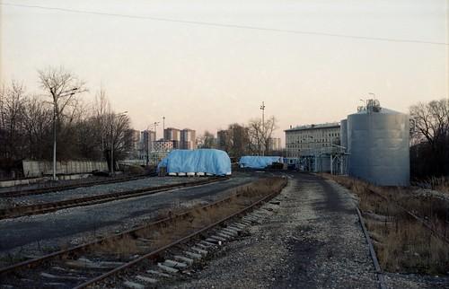 Serp i Molot railway Moscow ©  Artem Svetlov