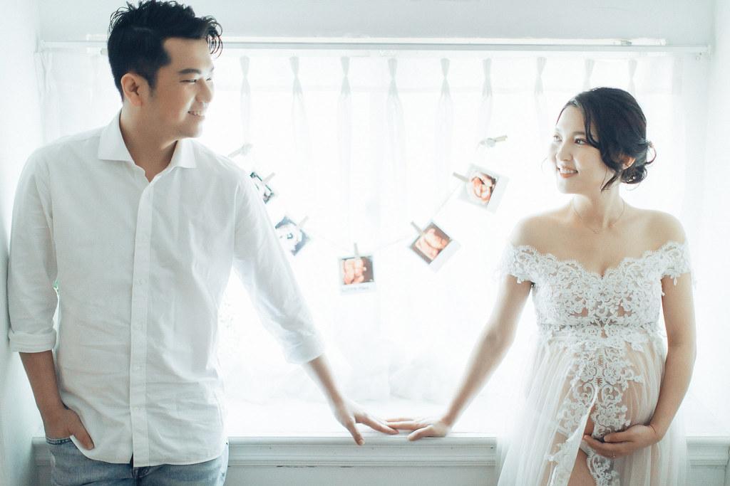 台南孕婦寫真 唯美孕婦寫真直接讓你仙氣噴發 愛情街角-Love Corner