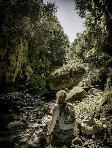 Patuna Chasm - New Zealand
