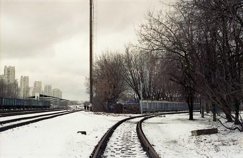 RZD Startproletarskaya station 2020-02 ©  Artem Svetlov