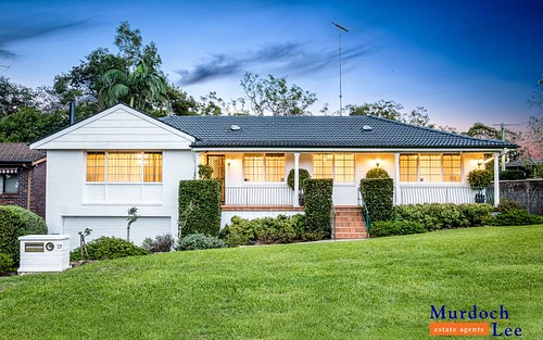 21 Carinyah Cr, Castle Hill NSW 2154