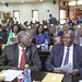 Transitional Government Ministers sworn into office