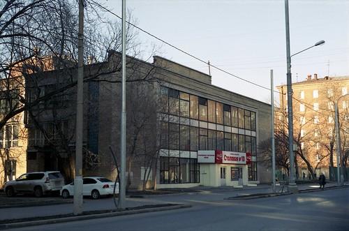 Moscow Lefortovo_District Krasnokazarmennaja ulitsa 17V ©  Artem Svetlov