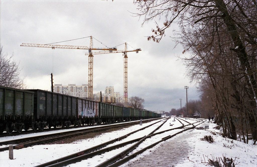 фото: RZD Startproletarskaya station 2020-02