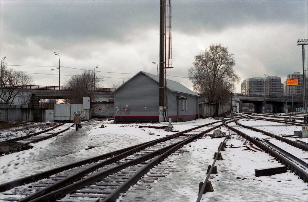 фото: RZD Boynya station 2020-02