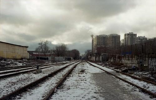 RZD Boynya station 2020-02 ©  Artem Svetlov