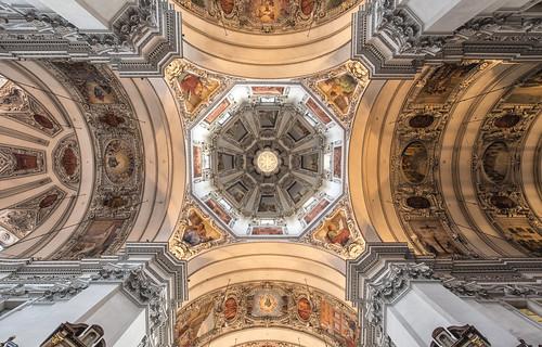 Austrian ceiling
