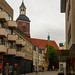 In der Spandauer Mönchstraße